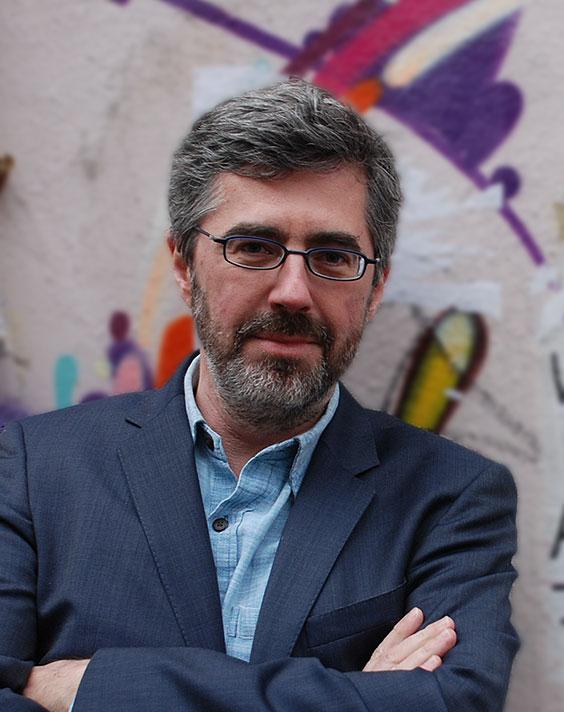 Place branding expert Niclas Ljungberg